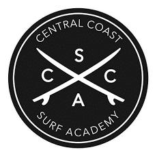 Central Coast Surf Academy Logo